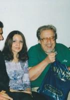 With Lazar Berman in Weimar