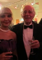 With Jan Wijn-F.Liszt Competition Gala evening